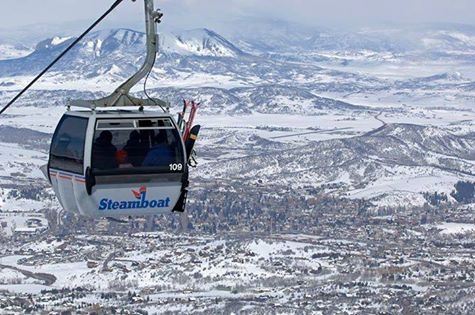 STEAMBOAT (EEUU) Ubicado en las famosas Rocky Mountains de Colorado, es un pinto…