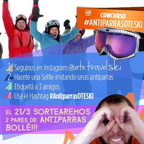 @ote.travel.ski   Seguinos en Instagram y participá por dos pares de antiparras …
