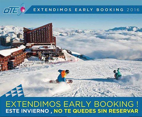 PRE VENTA EN Valle Nevado Ski Resort!!!! Aprovechá los descuentos para la Tempor…