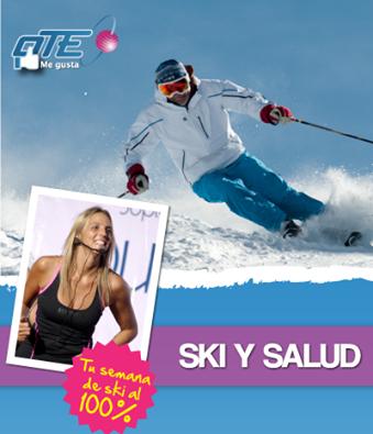 SKI Y SALUD // Cómo disfrutar tu semana de ski al 100%!! La especialista Veronic…