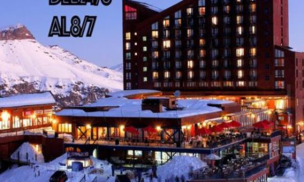 ¡ULTIMO MOMENTO! Promo Apertura de Temporada Valle Nevado Ski Resort!  30% OFF …