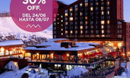 ¡ULTIMO MOMENTO! Promo Apertura de Temporada  Valle Nevado Ski Resort! 30% OFF d…