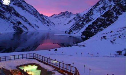 Ski Portillo Chile te espera esta temporada 2016 a pura nieve y comfort! Un cent…