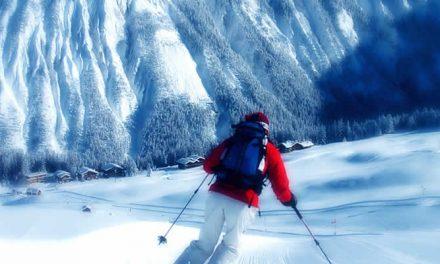 Ubicado en Los Tres Valles franceses, la zona de esquí más grande del mundo, @co…