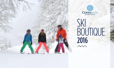 Cerro Bayo te invita a que conozcas un nuevo centro para vos y tu familia!