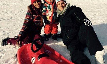 Ok Leo Messi, si te tomas unas vacaciones en familia en la  #nieve lo vamos a co…