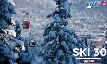 SKI 30 – Imperdible promoción en Aspen!!!Aspen Snowmass te ofrece esquiar duran…