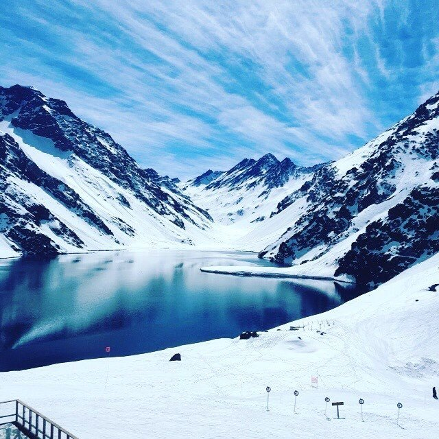 ¿Ya esquiaste en @skiportillo ? ⛷Este centro de ski boutique ubicado a 160km d…