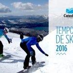 Cerro Catedral Ski 2016