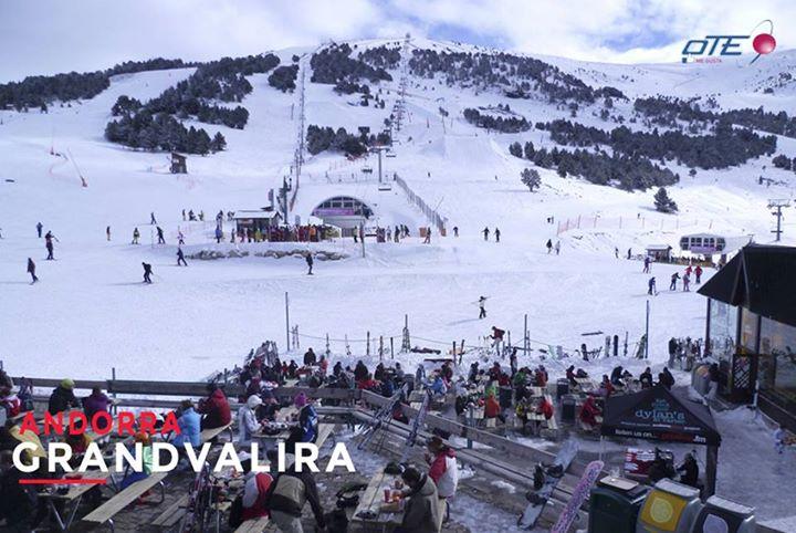 .::GRANDVALIRA::. Ubicado en el principado de Andorra, a 180km de Barcelona, ofr…