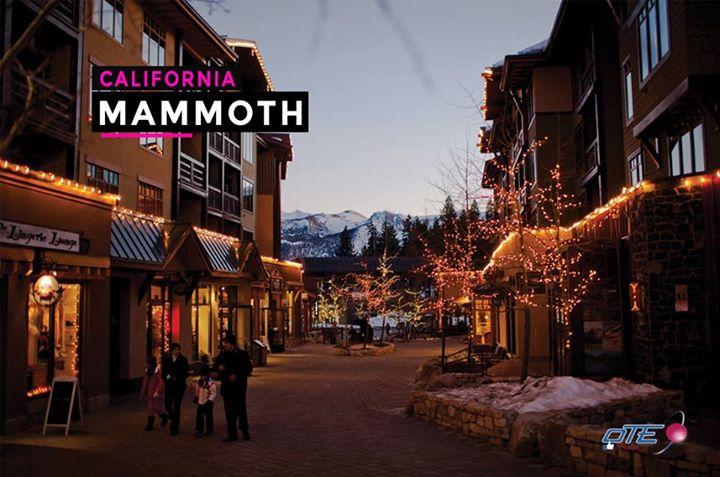 Mammoth es el centro de esquí con montañas más altas de toda California y excele…
