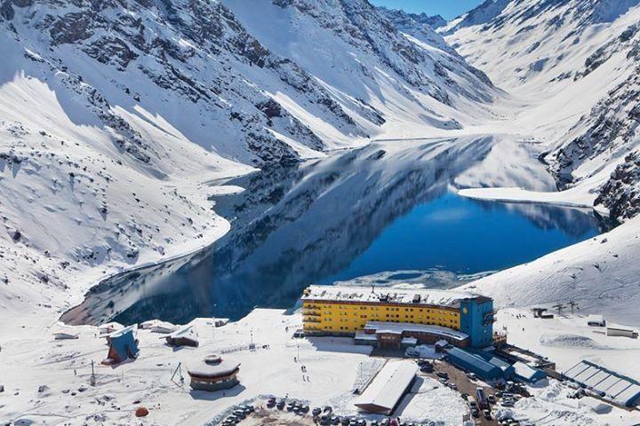 Ski Portillo Chile PRE COMPRA INVIERNO 2017! Acaba de terminar la temporada y en…