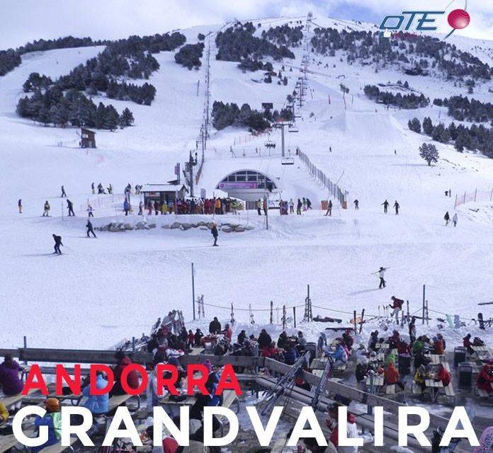 Grandvalira (Andorra): desde 552 Euros x semana x persona! Ubicado en el princi…