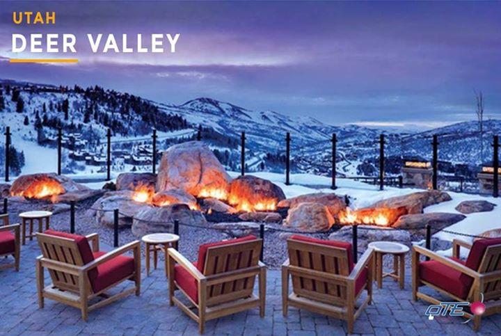 Deer Valley, en la cima del esquí mundial! Utah, EEUU, es un paraíso donde conf…