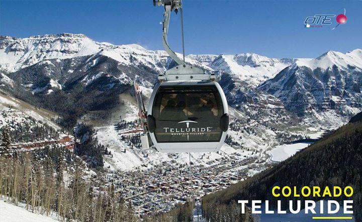 Telluride Ski Resort es otro de los grandes centros que ofrece Colorado, situado…