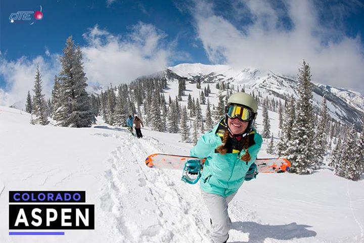 Aspen Snowmass es un pueblo salido de un cuento que te va a encantar conocer!  #…