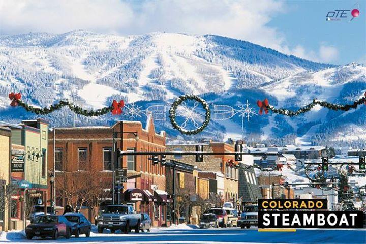 STEAMBOAT (EEUU) Ubicado en las famosas Rocky Mountains de Colorado, Steamboat  …