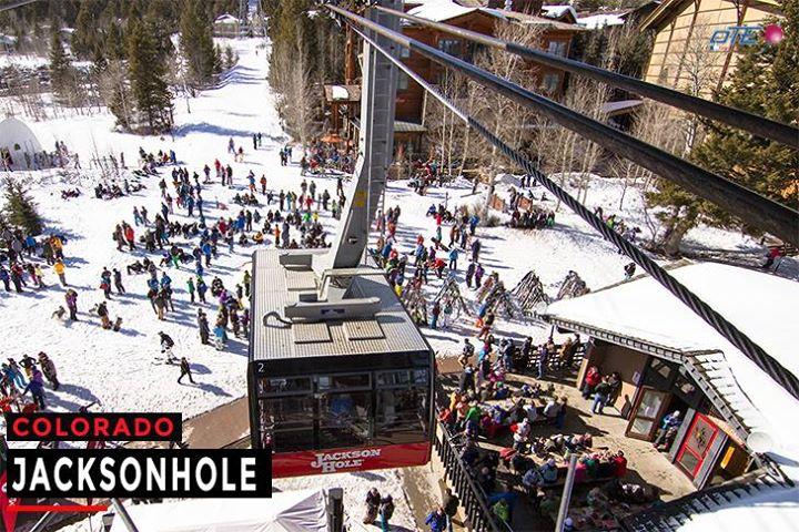 JACKSONHOLE (Colorado)  Ubicada en el estado de Wyoming y cerca del parque Nacio…