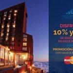 NUEVA PROMO  #VALLENEVADO CON  #MASTERCARD 15% OFF del 23/6 al 6/7 y  15 al 22/9…