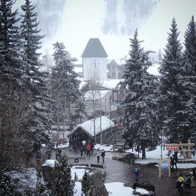 Vail es una de las joyas del esquí mundial, en el estado de Colorado, EEUU, y OT…