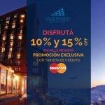 Valle Nevado promoción MasterCard