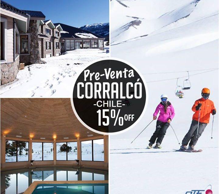 Corralco Resort de Montaña te espera en Chile con una nueva propuesta para vos y…