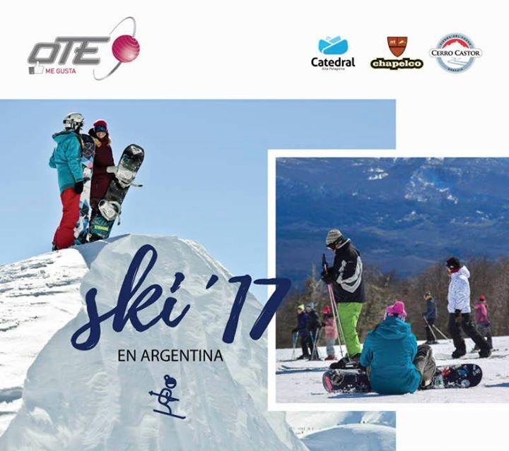:::CATEDRAL/CASTOR/CHAPELCO::: Enterate de las mejores opciones para esquiar est…