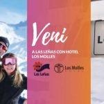 Hotel Los Molles – Las Leñas | 12 cuotas
