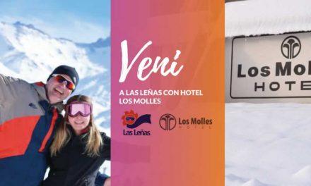 Hotel Los Molles – Las Leñas   12 cuotas