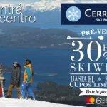 Cerro Bayo 2017 – 30% Off – Agosto