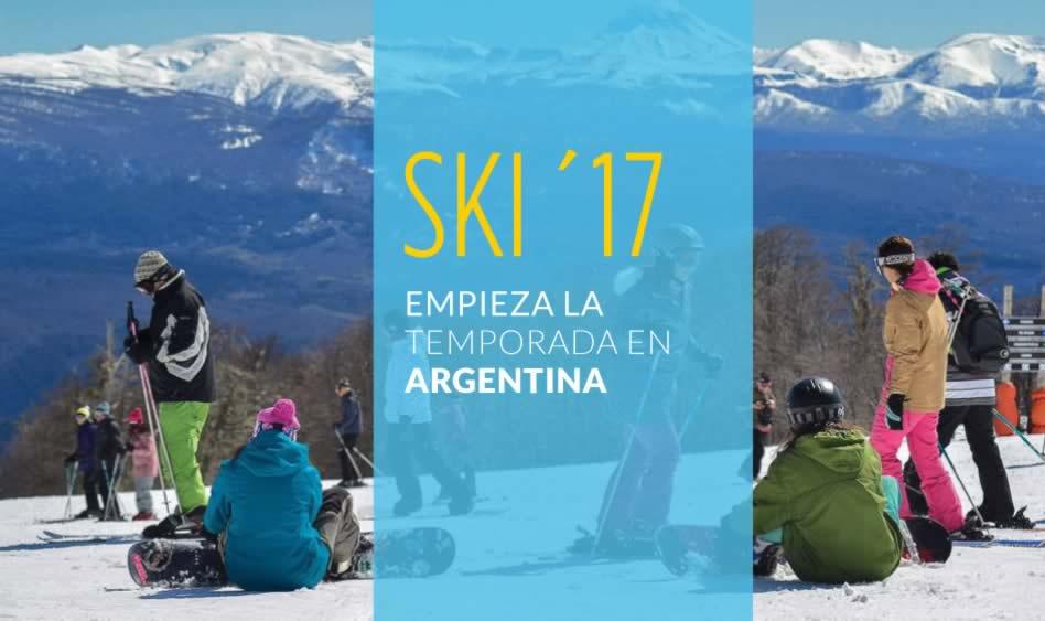 Ski Argentina 2017