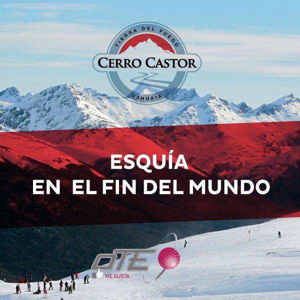 Cerro Castor – Ushuaia 2017 Esquiá en el fin del mundo con los mejores precios d…