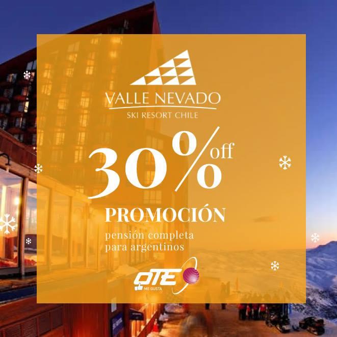 #ValleNevado Apertura 2017 🇦🇷PROMO ARGENTINOS🇦🇷 El centro de esquí chileno rec…