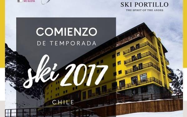 PROMO APERTURA 2017 EN PORTILLO  Paquete promocional para la apertura, feriado …
