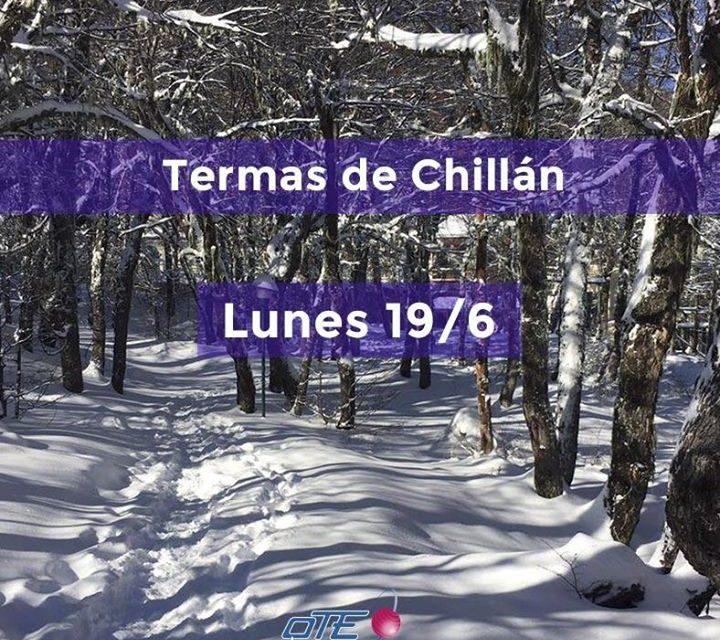 Termas de Chillán te espera con un paisaje increíble, las mejores comodidades pa…
