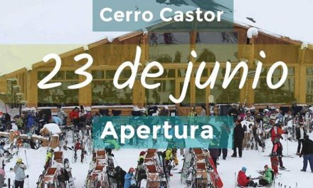 #CERROCASTOR  #APERTURA  #2017 ⠀ Este viernes arranca la Temporada 2017 en el …