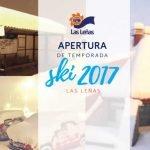 Llegó al nieve a Las Leñas – Ski, Mini y Maxi Week