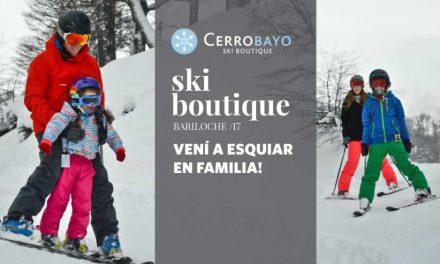 Cerro Bayo Ski Boutique 2017