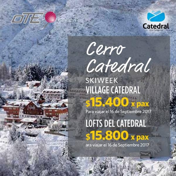 Cerro Caredral a pura nieve!!! Las condiciones están ideales para una escapada a…