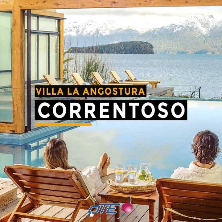 Conocé el Correntoso Lake & River Hotel en  #villalaangostura y pasá una semana …