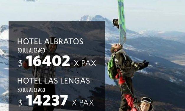 Conocé el fin del mundo, conocé Cerro Castor!!!  #OTESKI te trae increíbles pr…