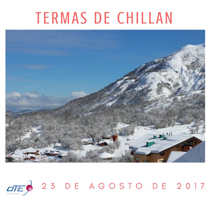 Termas de Chillán  #HOY ⠀ Tremenda jornada de nieve y sol en  #Chile y en este i…