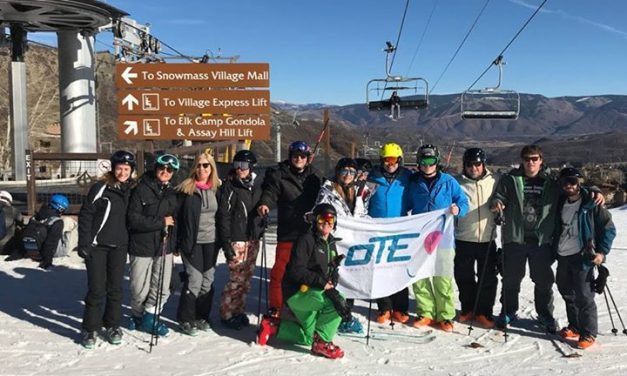 OTE SKI FAM TOUR ASPEN 2017 Estamos nuevamente en Aspen Snowmass comandando un g…