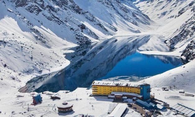 ¿Extranás este paraíso? Quien conoce Ski Portillo Chile se enamora a primera vis…