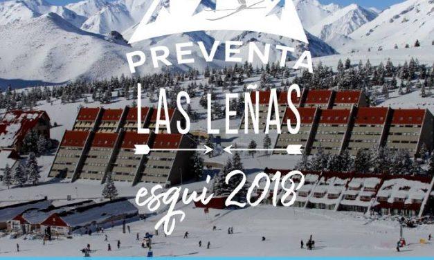 40% OFF Las Leñas 2018 – Anticipate a la Temporada 2018 y pagá mucho menos por t…