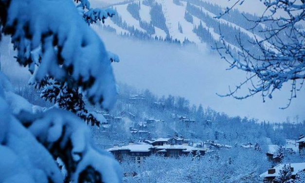 ️Así luce Snowmass este febrero 2018, una montaña ideal para vos y tu familia, c…