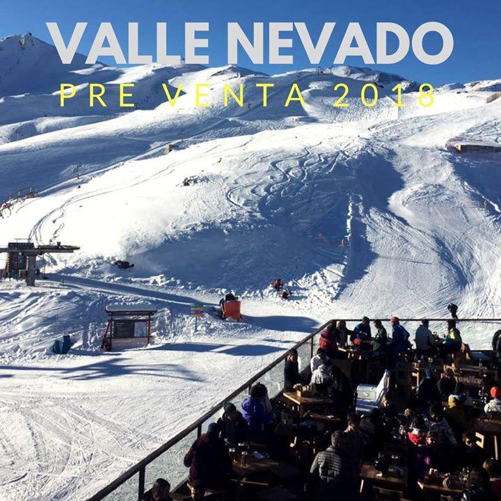 Valle Nevado Ski Resort te espera este  #2018 con estas promociones preventa  1…