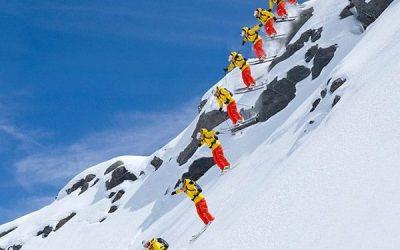 #top10 Beneficios del esquí! #1 Purifica los pulmones  Las pistas de esquí est…