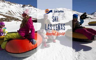Ski Las Leñas. Hostel 2018