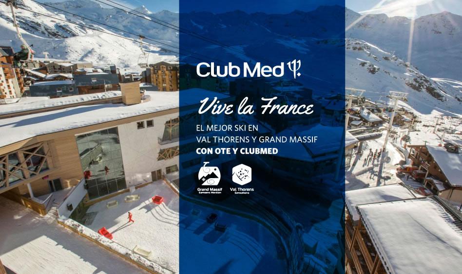 Club Med – Vive La France.